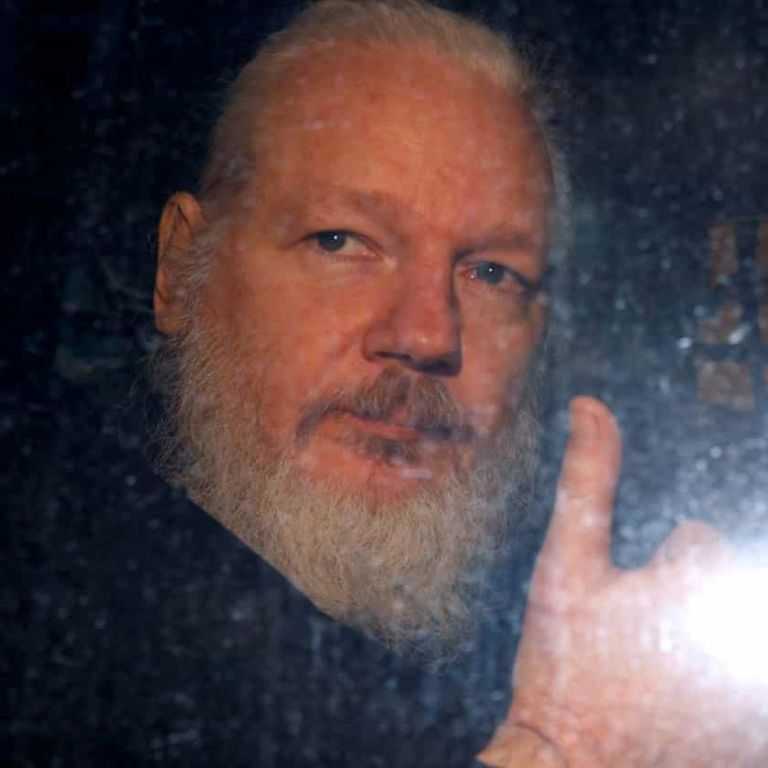 'Julian Assange's health is so bad he 'could die in prison', say 60 doctors' (The Guardian)