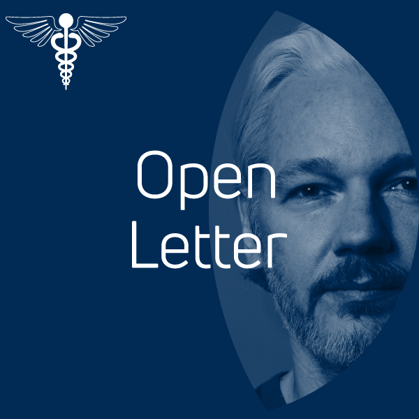 REQUEST FOR COMPASSIONATE RELEASE  OF JULIAN ASSANGE